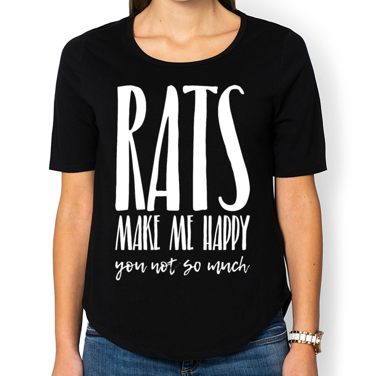 Rats make me happy dark